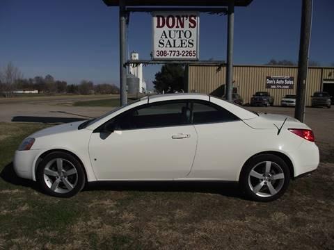 2007 Pontiac G6 for sale in Silver Creek, NE