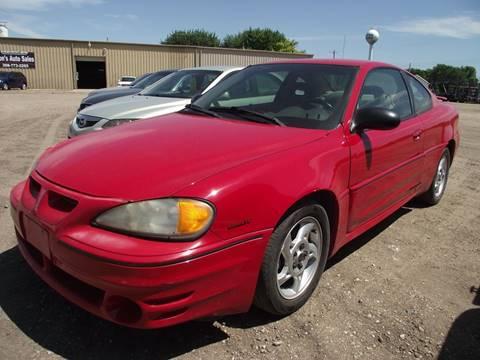2004 Pontiac Grand Am for sale in Silver Creek, NE
