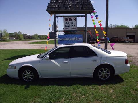 2004 Cadillac Seville for sale in Silver Creek, NE