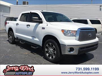 2012 Toyota Tundra for sale in Union City, TN