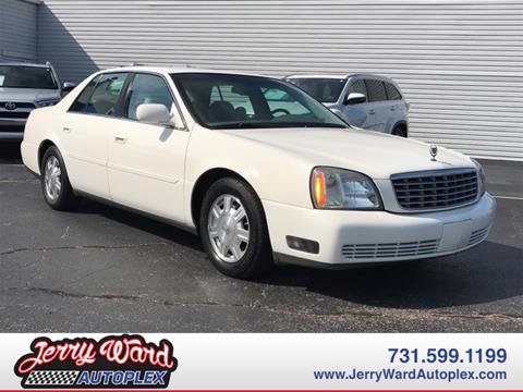 2005 Cadillac DeVille for sale in Union City, TN