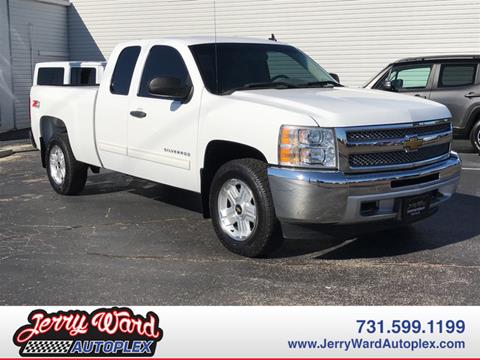 2012 Chevrolet Silverado 1500 for sale in Union City, TN