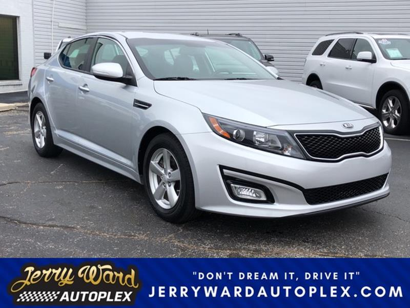 Kia Of Union City >> 2015 Kia Optima Lx 4dr Sedan In Union City Tn Jerry Ward Autoplex