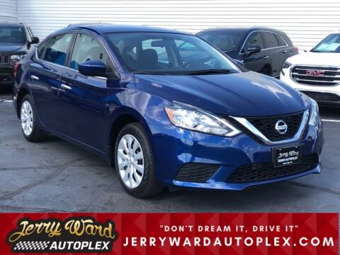 Nissan Of Union City >> 2017 Nissan Sentra For Sale In Union City Tn