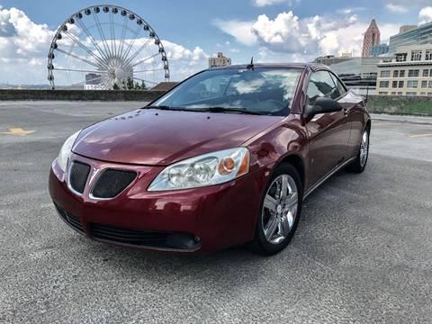 2008 Pontiac G6 for sale in Atlanta, GA