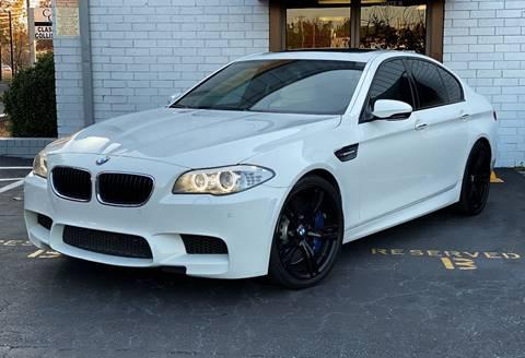 2013 BMW M5 For Sale >> 2013 Bmw M5 For Sale In Marietta Ga