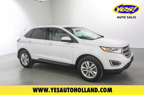 2015 Ford Edge for sale in Holland, MI
