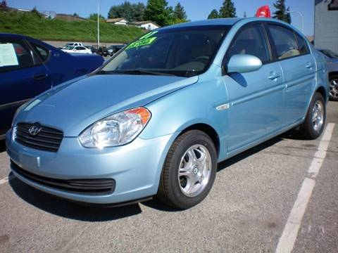 2007 Hyundai Accent for sale at Independent Performance Sales & Service in Wenatchee WA