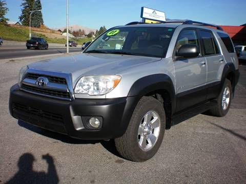 2007 Toyota 4Runner for sale at Independent Performance Sales & Service in Wenatchee WA