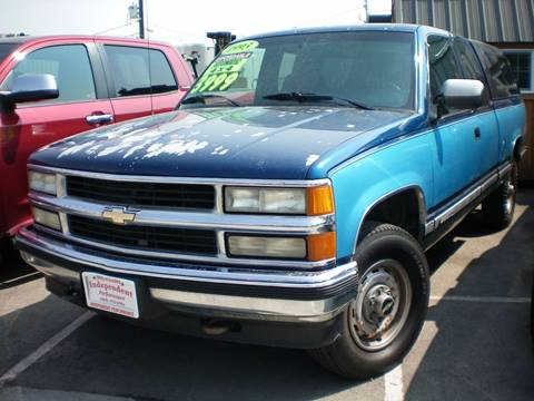 1994 Chevrolet C/K 2500 Series for sale in Wenatchee, WA
