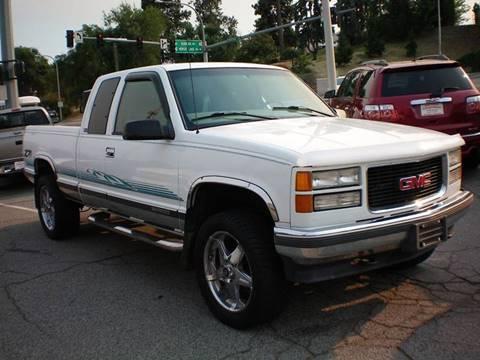 1997 GMC Sierra 1500 for sale in Wenatchee, WA