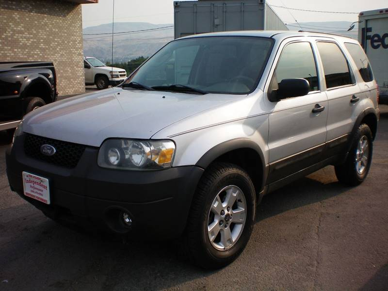 Ford Escape XLT In Wenatchee WA Independent Performance In - 2006 escape