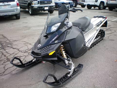 2009 Ski-Doo REV 800 for sale in Wenatchee, WA