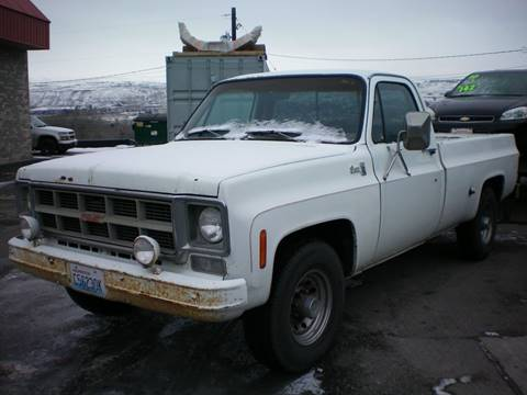 1977 GMC C/K 2500 Series for sale in Wenatchee, WA