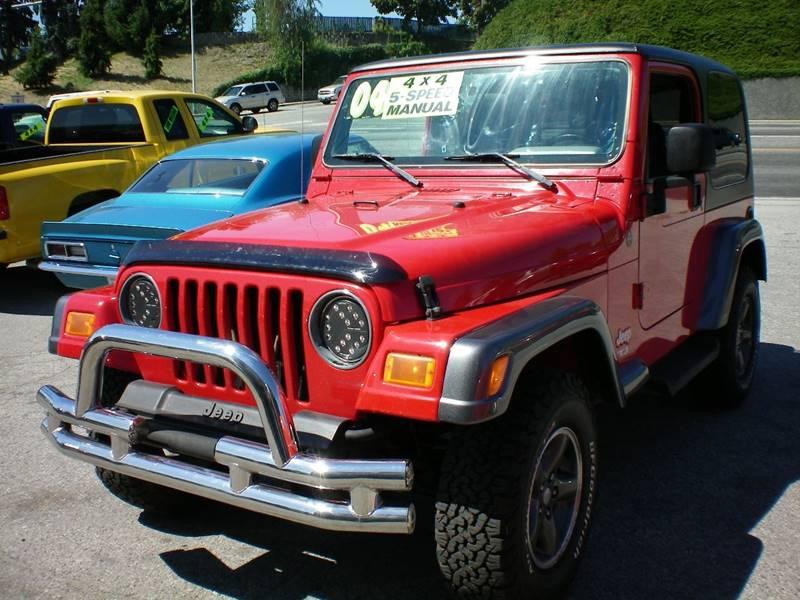 2004 Jeep Wrangler For Sale At Independent Performance In Wenatchee In  Wenatchee WA