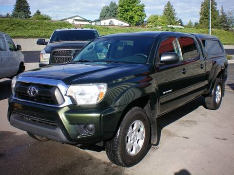 2012 Toyota Tacoma for sale at Independent Performance Sales & Service in Wenatchee WA
