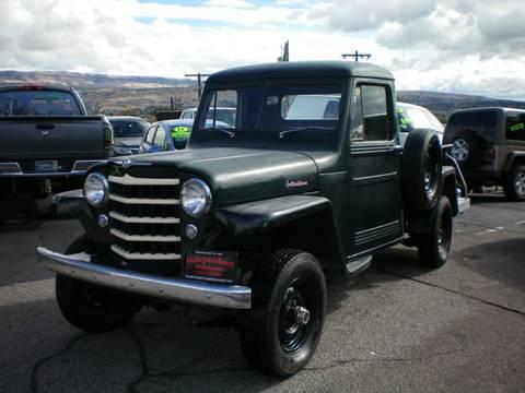 1953 Willys Jeep for sale in Wenatchee, WA