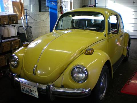 used 1972 volkswagen beetle for sale - carsforsale®