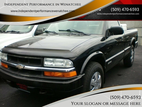 Pickup Truck For Sale in Wenatchee, WA - Independent Performance in