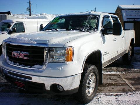2009 GMC Sierra 2500HD for sale in Wenatchee, WA