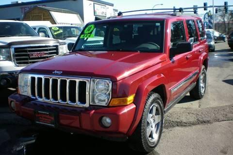 2010 Jeep Commander for sale in Wenatchee, WA