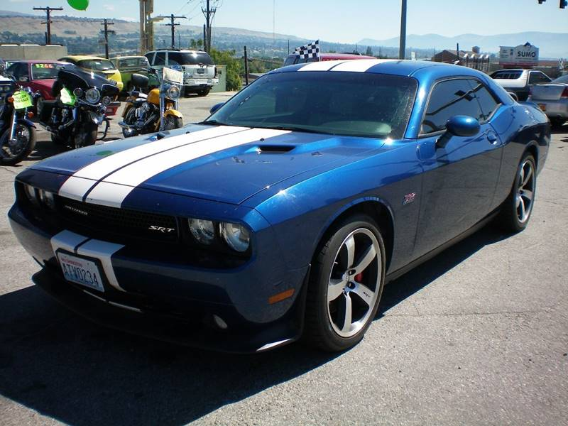 2011 dodge challenger srt8 392 in wenatchee wa. Black Bedroom Furniture Sets. Home Design Ideas
