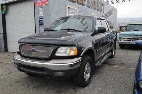 2003 Ford F-150 for sale at Independent Performance Sales & Service in Wenatchee WA
