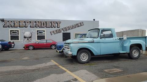 1962 Ford F-100 for sale at Independent Performance Sales & Service in Wenatchee WA