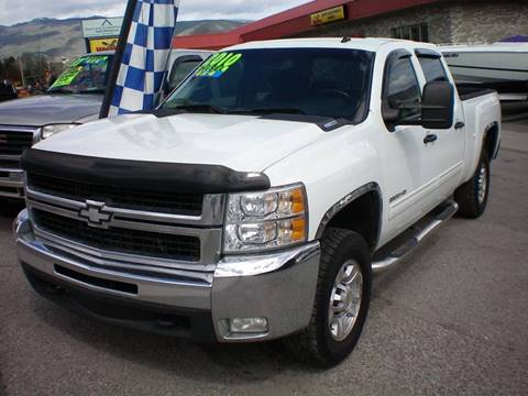 2010 Chevrolet Silverado 2500HD for sale at Independent Performance Sales & Service in Wenatchee WA
