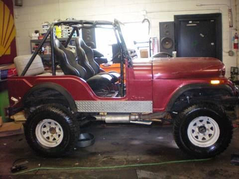 1975 Jeep CJ-5 for sale in Wenatchee, WA
