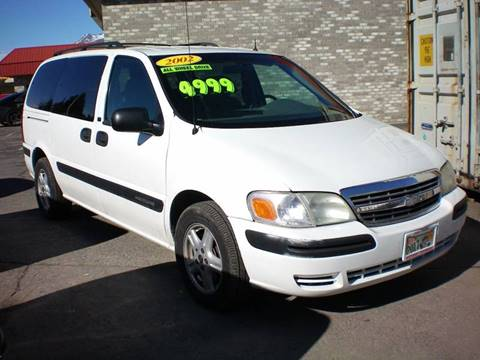 2002 Chevrolet Venture for sale at Independent Performance Sales & Service in Wenatchee WA