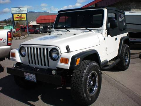 2006 Jeep Wrangler for sale at Independent Performance Sales & Service in Wenatchee WA