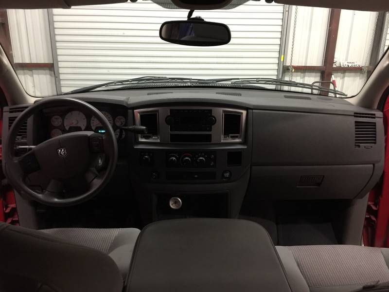 2007 Dodge Ram Pickup 2500 for sale at Veritas Motors in San Antonio TX