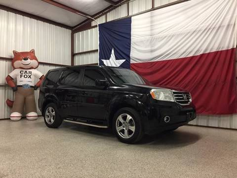 2012 Honda Pilot for sale at Veritas Motors in San Antonio TX