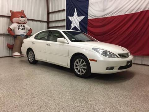 2004 Lexus ES 330 for sale at Veritas Motors in San Antonio TX