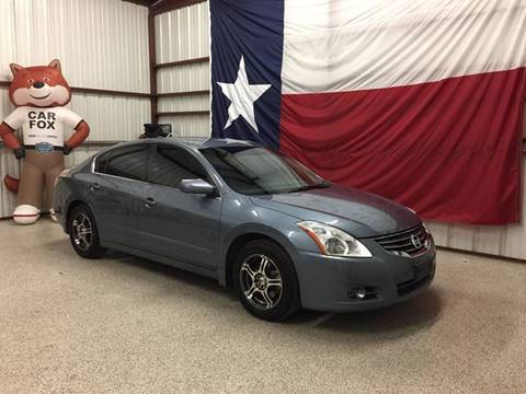 2010 Nissan Altima for sale at Veritas Motors in San Antonio TX