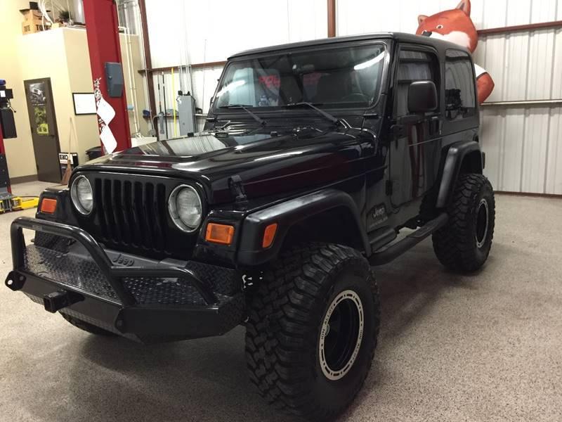 2004 Jeep Wrangler for sale at Veritas Motors in San Antonio TX