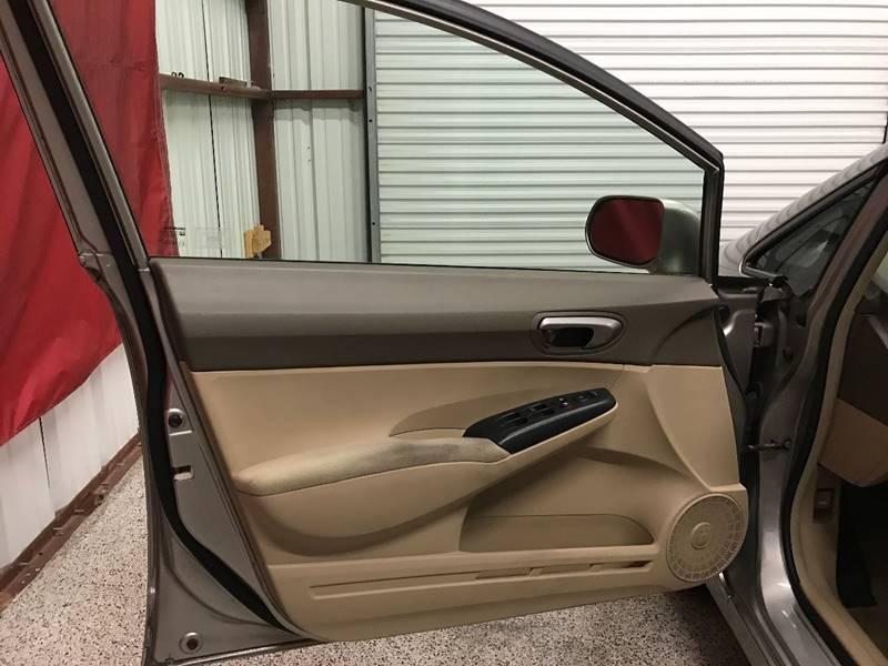 2006 Honda Civic for sale at Veritas Motors in San Antonio TX
