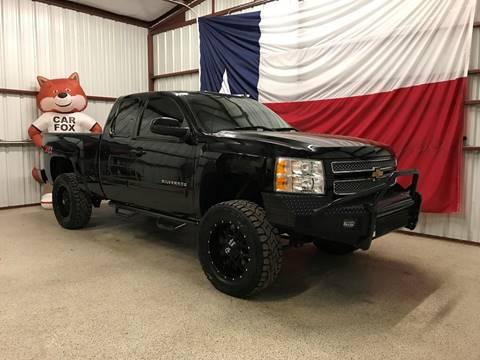 2013 Chevrolet Silverado 1500 for sale at Veritas Motors in San Antonio TX