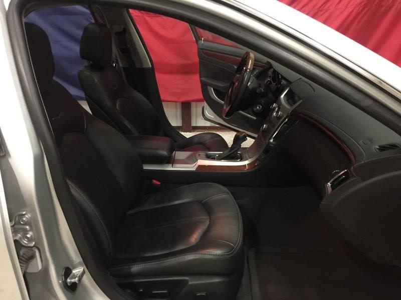2012 Cadillac CTS for sale at Veritas Motors in San Antonio TX