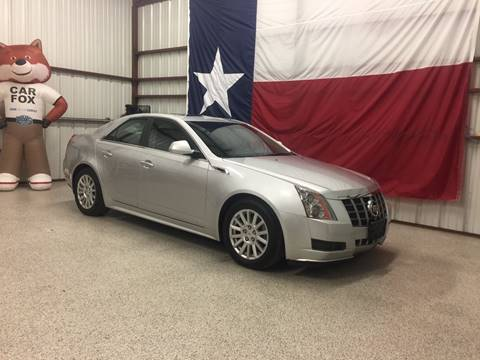 2012 Cadillac CTS for sale at Veritas Motors in San Antonio TX