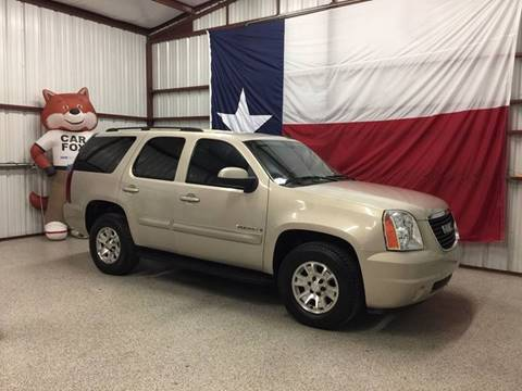 2007 GMC Yukon for sale at Veritas Motors in San Antonio TX