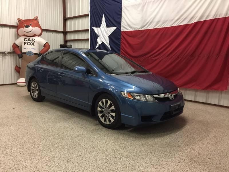 2009 Honda Civic for sale at Veritas Motors in San Antonio TX