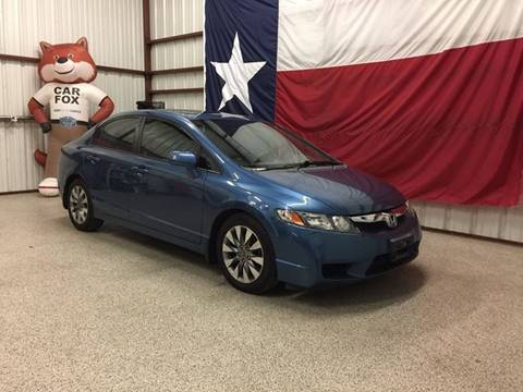 2009 Honda Civic for sale at Veritas Motors in San Antonio TX