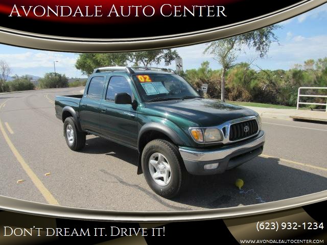 2002 Toyota Tacoma For Sale At Avondale Auto Center In Avondale AZ