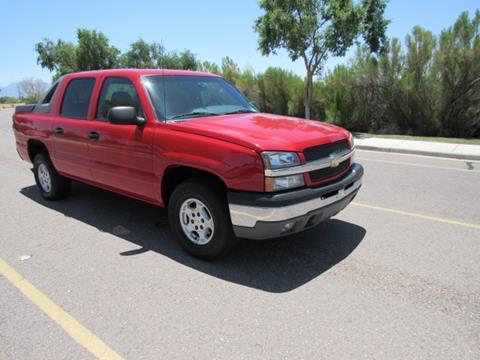 2003 Chevrolet Avalanche for sale in Avondale, AZ