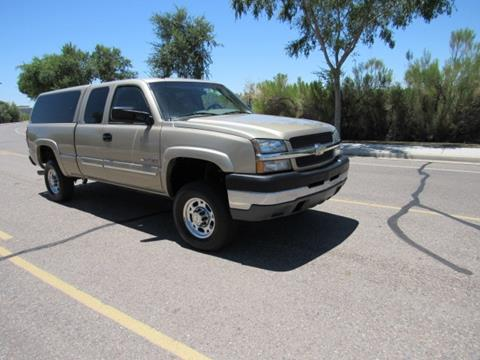 2004 Chevrolet Silverado 2500HD for sale in Avondale, AZ