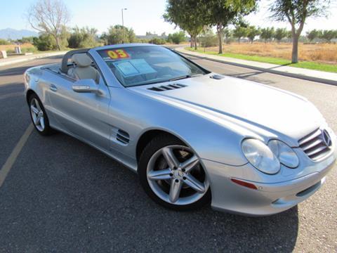 2003 Mercedes-Benz SL-Class for sale in Avondale, AZ