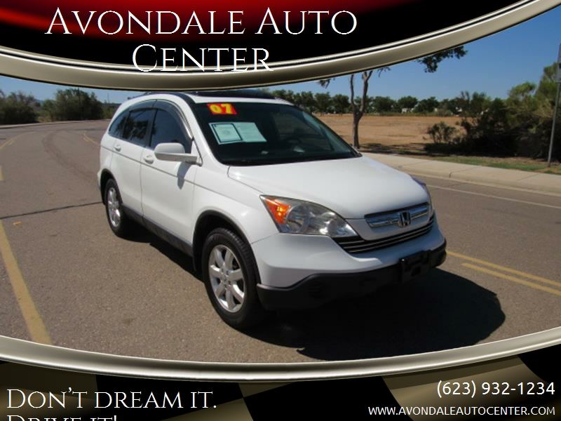 2007 Honda CR V For Sale At Avondale Auto Center In Avondale AZ