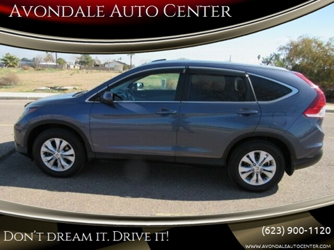2014 Honda CR-V for sale at Avondale Auto Center in Avondale AZ